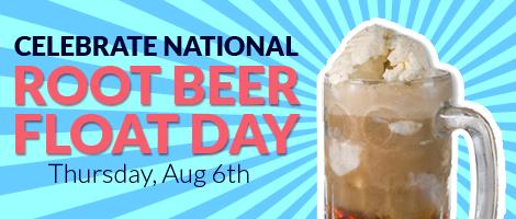 National root beer float day glen ellyn