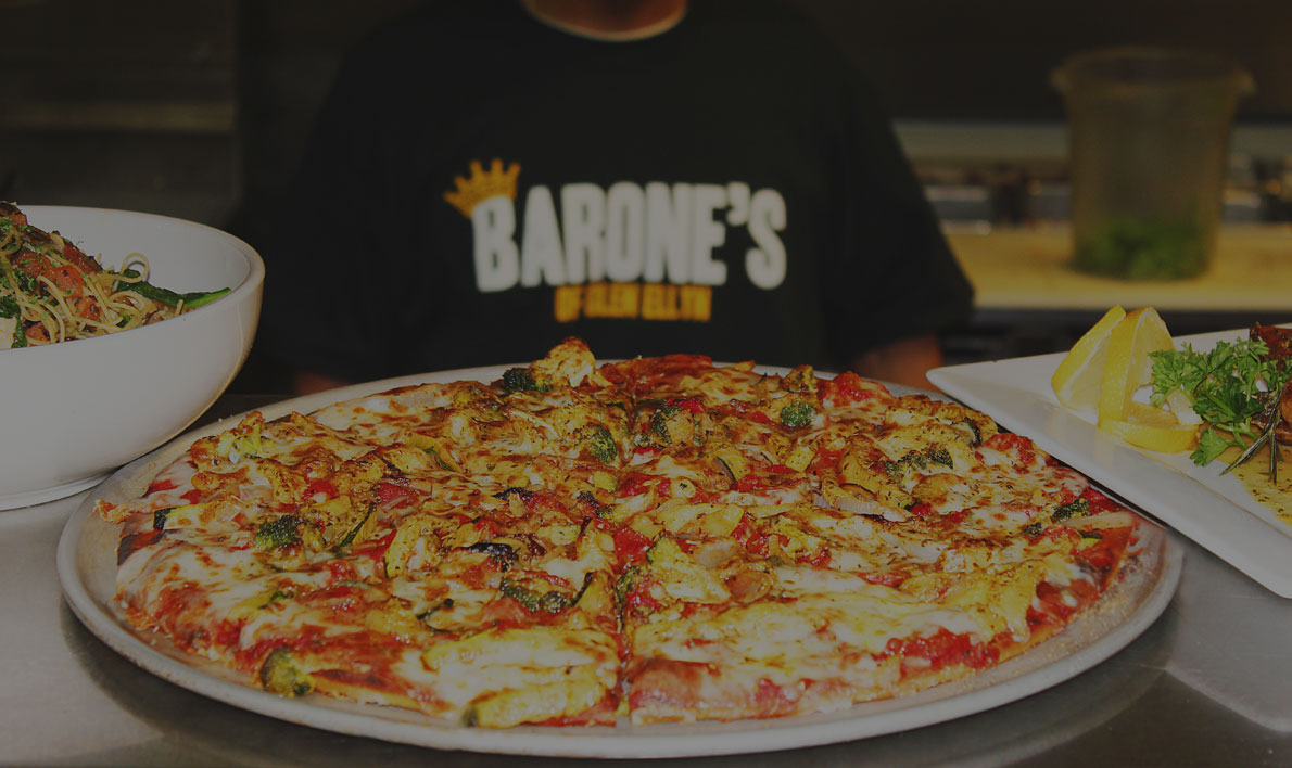Barones Of Glen Ellyn Award Winning Pizza Delivery Dine In And